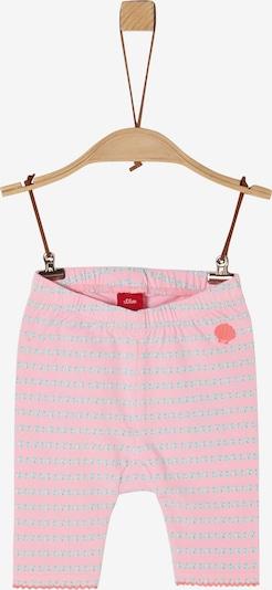 s.Oliver Capri-Leggings in pink, Produktansicht