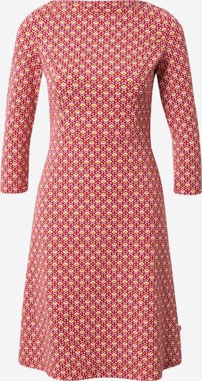 Blutsgeschwister Kleid 'Home Sweet' in gelb / rot, Produktansicht