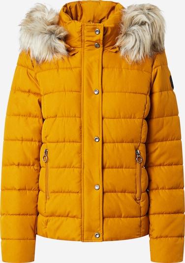 ONLY Winterjas 'ONLLUNA' in de kleur Safraan, Productweergave