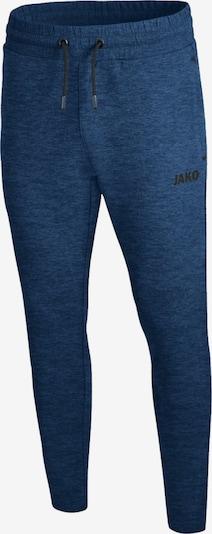 JAKO Sporthose in blaumeliert, Produktansicht