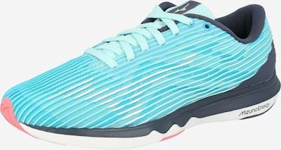 MIZUNO Sport-Schuhe in nachtblau / aqua / weiß, Produktansicht