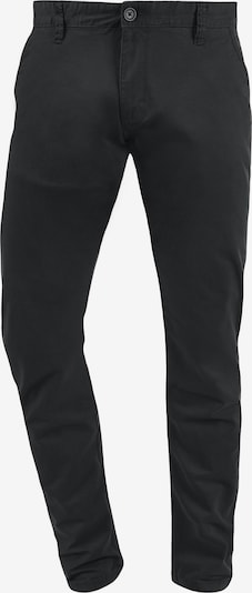 INDICODE JEANS Chino Pants 'Penefal' in Black, Item view
