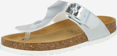 LURCHI Sandales en argent, Vue avec produit