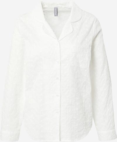 LingaDore Majica za spanje | bela barva, Prikaz izdelka