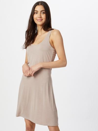 Urban Classics Kleid in rosa, Modelansicht