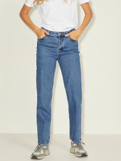 JJXX Jean 'Seville' en bleu, Vue avec modèle