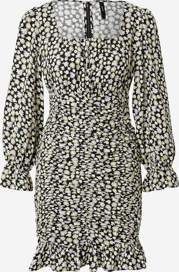 Y.A.S (Petite) Dress 'MINNA' in beige / light blue / black / white, Item view