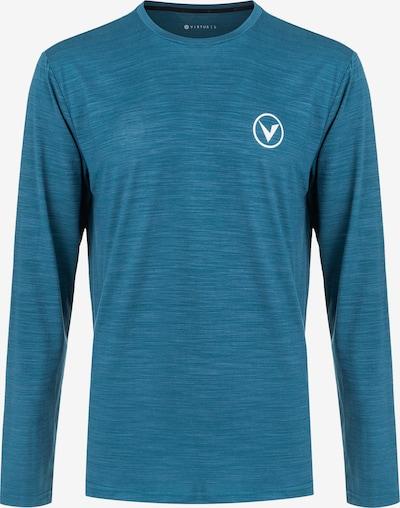 Virtus Funktionsshirt 'JOKER MELANGE' in blau, Produktansicht