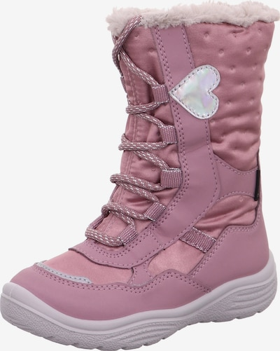 SUPERFIT Boots  'CRYSTAL' in altrosa / silber, Produktansicht