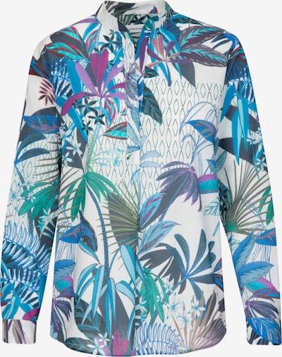 Bluză SEIDENSTICKER pe albastru închis / culori mixte, Vizualizare produs