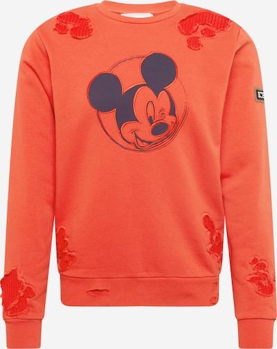ICEBERG Sweatshirt 'E054' in dunkelblau / rot, Produktansicht