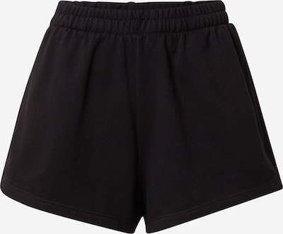 WEEKDAY Pantalon 'Kama' en noir, Vue avec produit