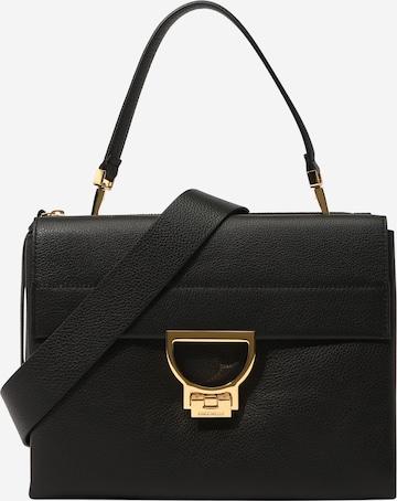 CoccinelleRučna torbica 'ARLETTIS' - crna boja