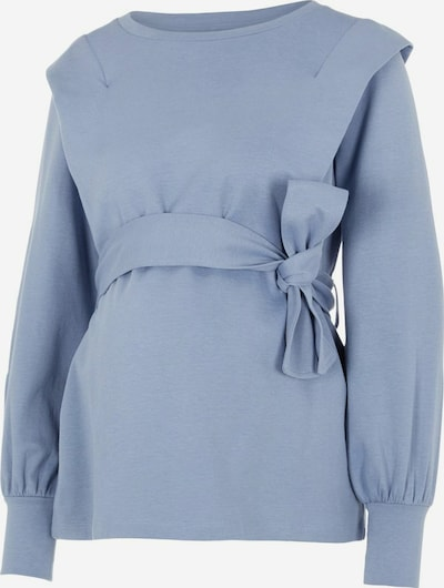 MAMALICIOUS Shirt 'Sienna' in Light blue, Item view