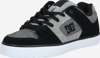 DC Shoes Sportovní boty 'Pure' - šedá / černá, Produkt