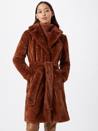 VILA Mantel in braun, Modelansicht