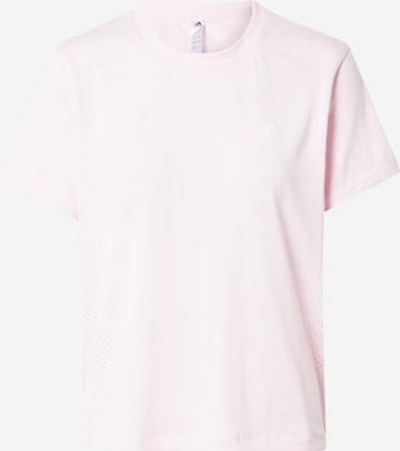 ADIDAS PERFORMANCE Funksjonsskjorte i rosa