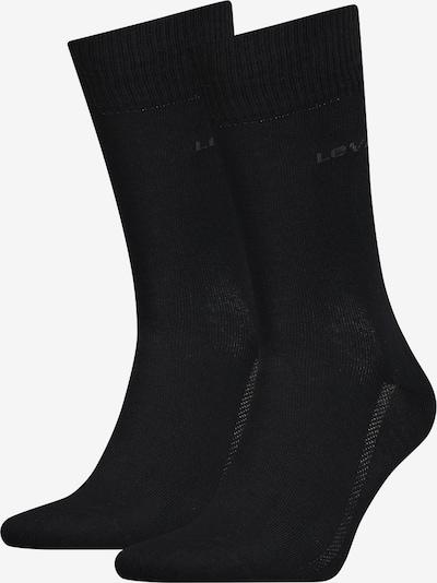 LEVI'S Socks in Black, Item view