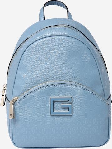 Sac à dos 'BLANE' GUESS en bleu