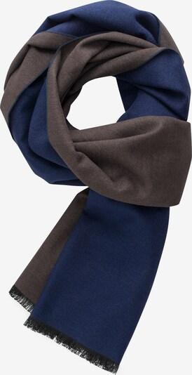 ETERNA Schal in blau / braun, Produktansicht