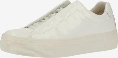 Legero Baskets basses en blanc, Vue avec produit