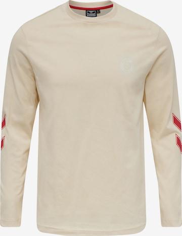 T-Shirt fonctionnel 'Daniel' hummel hive en blanc