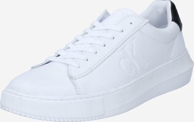 Sportbačiai be auliuko iš Calvin Klein Jeans , spalva - juoda / balta, Prekių apžvalga
