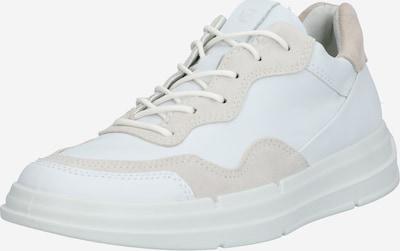 ECCO Sneaker 'Soft X' in camel / weiß, Produktansicht