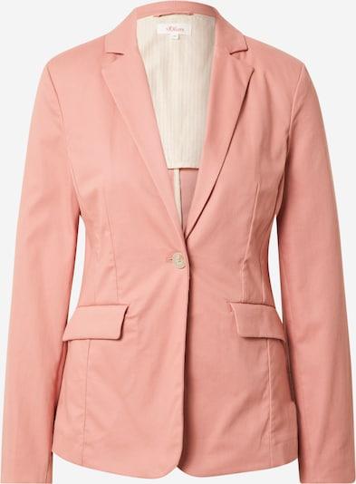 s.Oliver Blazers in de kleur Rosa, Productweergave