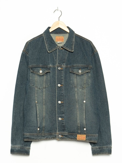 GUESS Jeansjacke in XL in rauchblau, Produktansicht