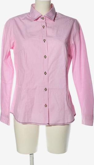 PUR Langarmhemd in L in pink / weiß, Produktansicht