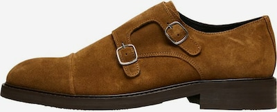 SELECTED HOMME Slipper - hnědá, Produkt