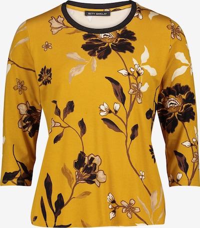 Betty Barclay Basic Shirt mit Muster in gelb, Produktansicht