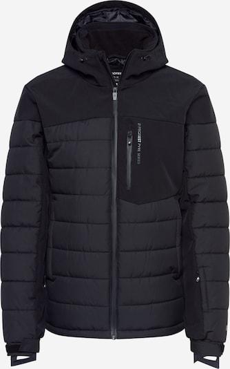 PROTEST Športna jakna 'Mount 20' | črna barva, Prikaz izdelka