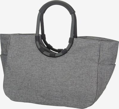 REISENTHEL Shopper in graumeliert, Produktansicht