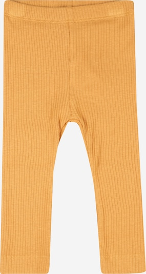 NAME IT Leggings 'KABEX' in senf: Frontalansicht