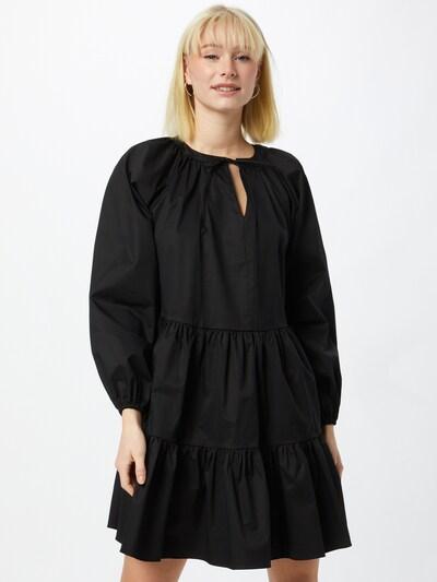 Rochie GLAMOROUS pe negru, Vizualizare model