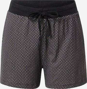 ESPRIT Pyjamasbukse i svart