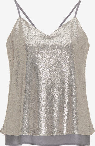 myMo at night Top in Zilver