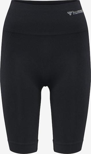 Hummel Pantalon de sport 'Tif' en noir, Vue avec produit