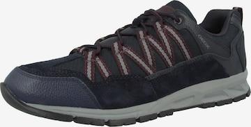 Chaussure de sport à lacets 'U Delray B' GEOX en bleu