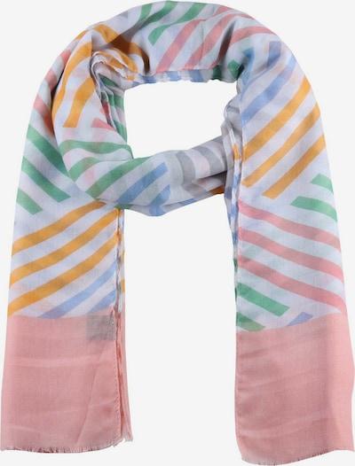 vegyes színek / rózsaszín Zwillingsherz Sál, Termék nézet