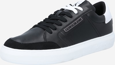 Calvin Klein Jeans Sneakers low in black / white, Item view