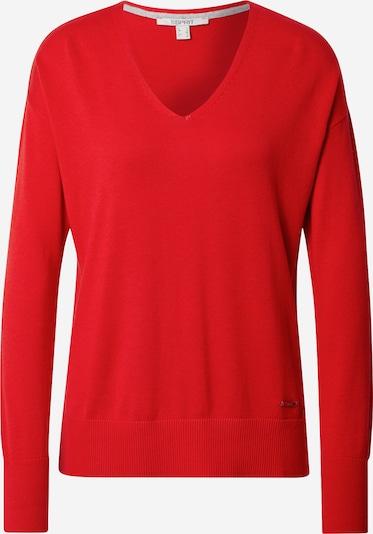 ESPRIT Pullover in rot, Produktansicht