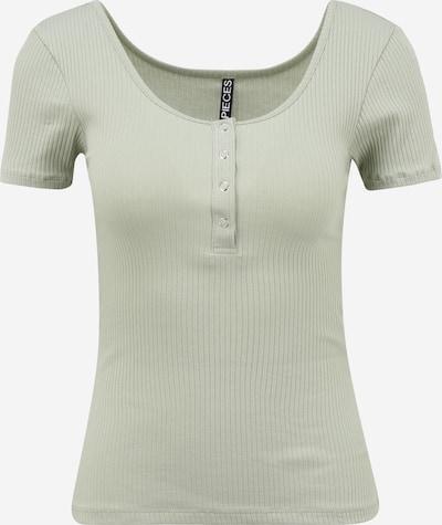 Pieces (Petite) Тениска 'KITTE' в светлозелено, Преглед на продукта