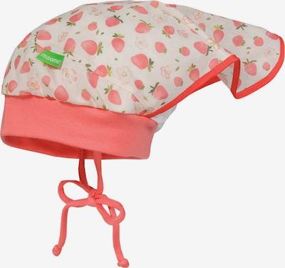 Căciulă MAXIMO pe verde / roz / alb, Vizualizare produs
