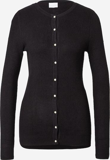 MAMALICIOUS Knit Cardigan in Black, Item view