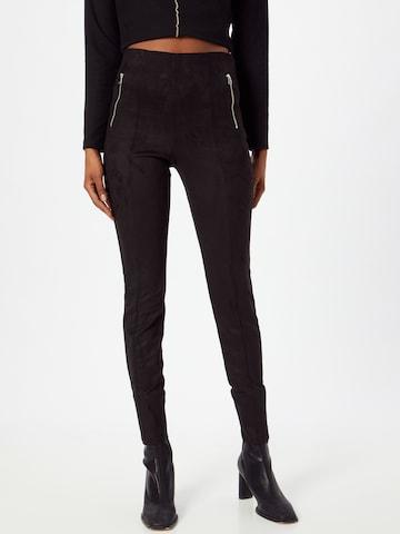 VERO MODA Leggings 'Donna Dina' i svart