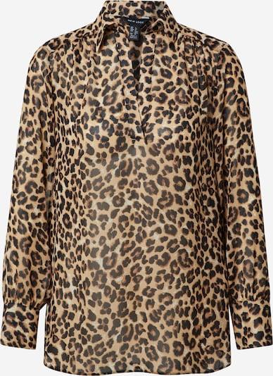 NEW LOOK Bluzka 'OLIVIA' w kolorze brązowy / ciemnobrązowym, Podgląd produktu