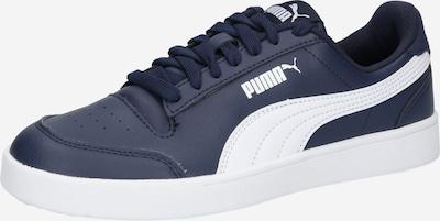 PUMA Tenisice 'Shuffle' u mornarsko plava / bijela, Pregled proizvoda